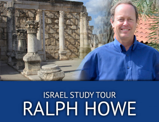 Israel Study Tour with Ralph Howe